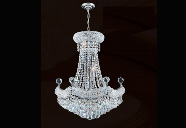 Traditional Crystal Pendant Lamp- KY Y3024C50