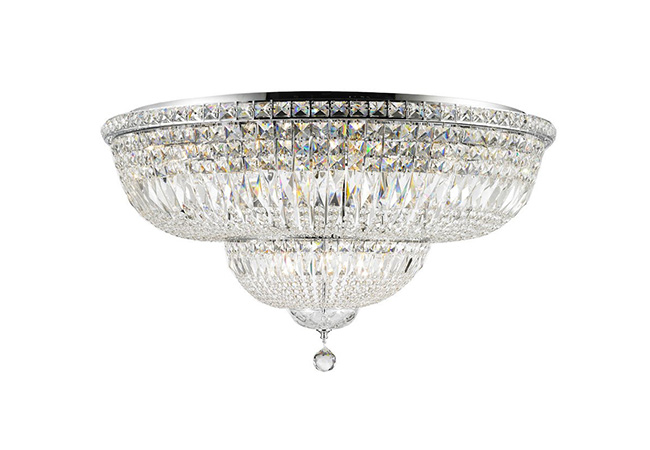 Crystal Ceiling Lighting - KY Y3047C94