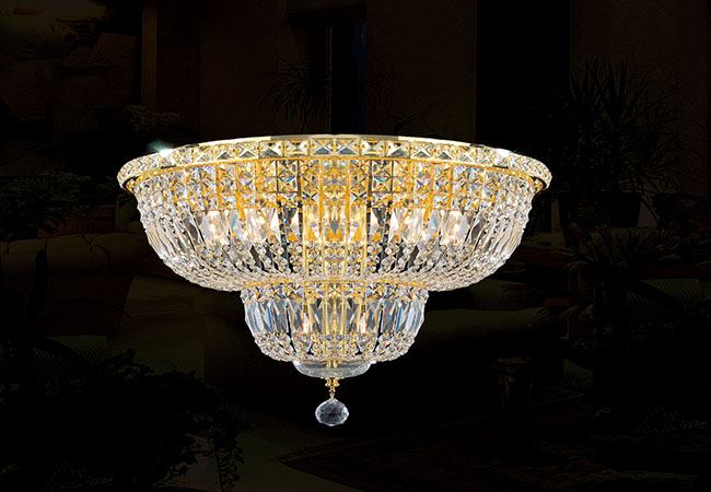Crystal Ceiling Light - KY Y3047G50