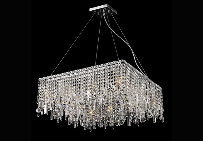 Unique Design Crystal Pendant Light- KY Y3302C60