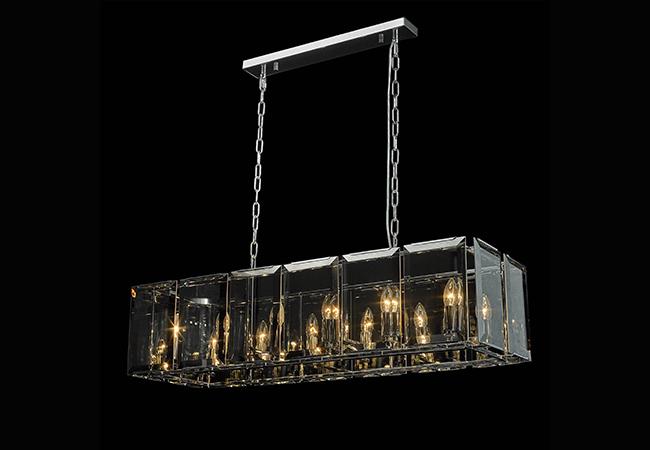 Modern Glass Pendant Lamp- KY Y3308C108-G