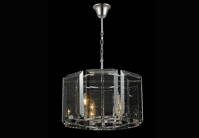Modern Glass Pendant Light- KY Y3309C46-G