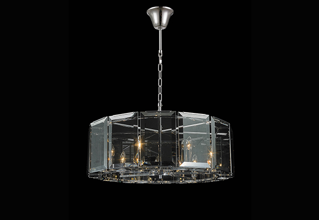 Contemporary Pendant Light- KY Y3309C80-G