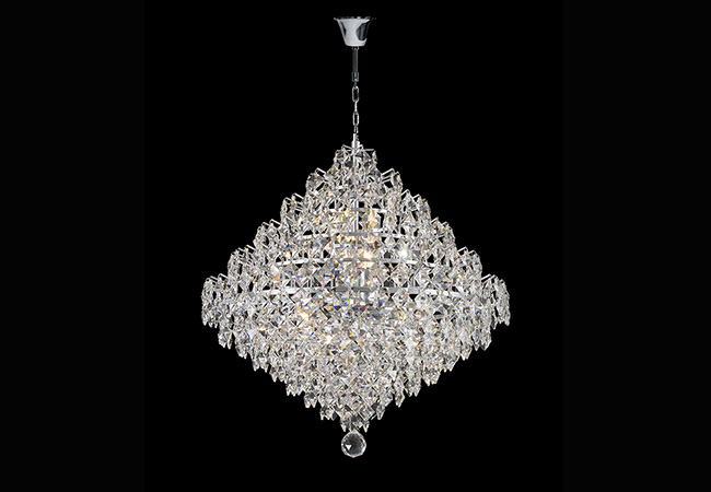 New Design Crystal Pendant Light- KY Y3312C40