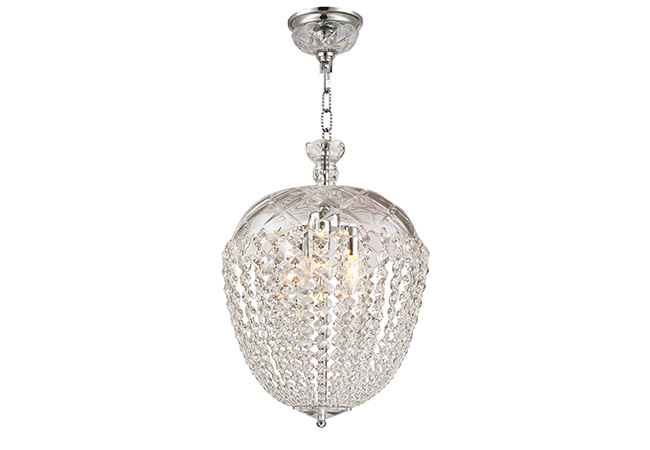 Mini Crystal Pendant Light- KY Y3320C35