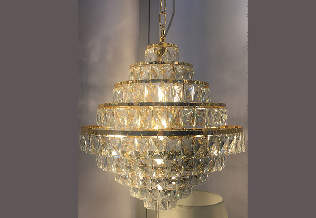 Modern Crystal Pendant Light - KY Y3952