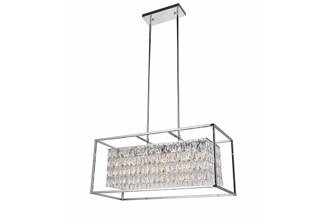 High-Quality Crystal Pendant Light- KY Y3970