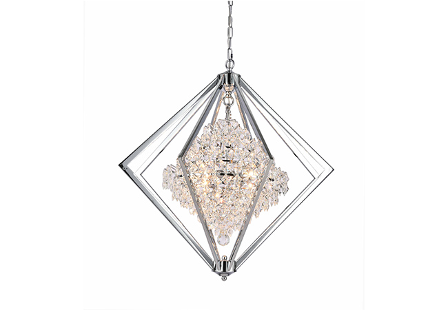 Unique Design Crystal Pendant Light- KY Y3971