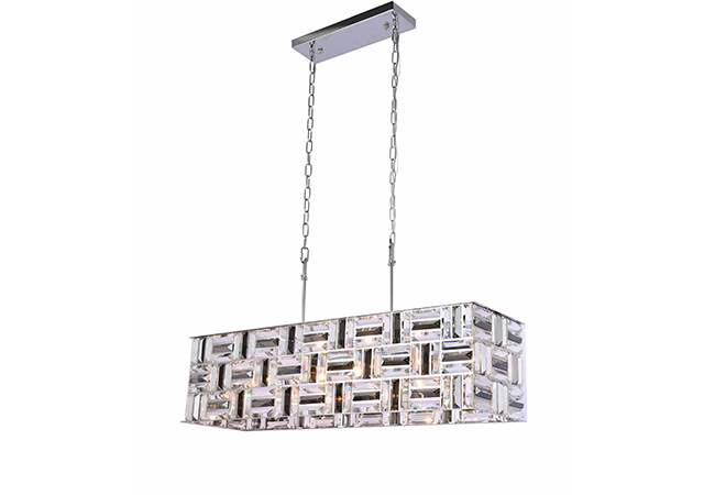 Popular Design Crystal Pendant Light- KY Y3981