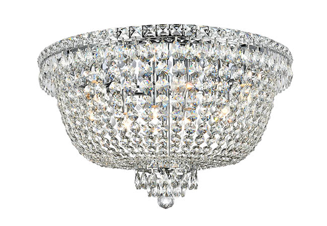 Luxury Crystal Ceiling Lamp - KY Y3990