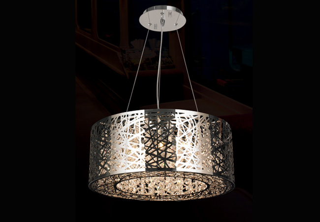 Modern Crystal Pendant Light- KY Y6008C50