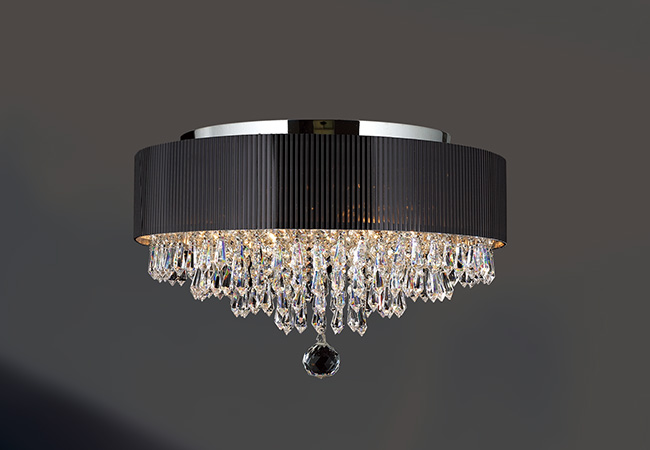 Crystal Ceiling Lighting - KY Y6117C40