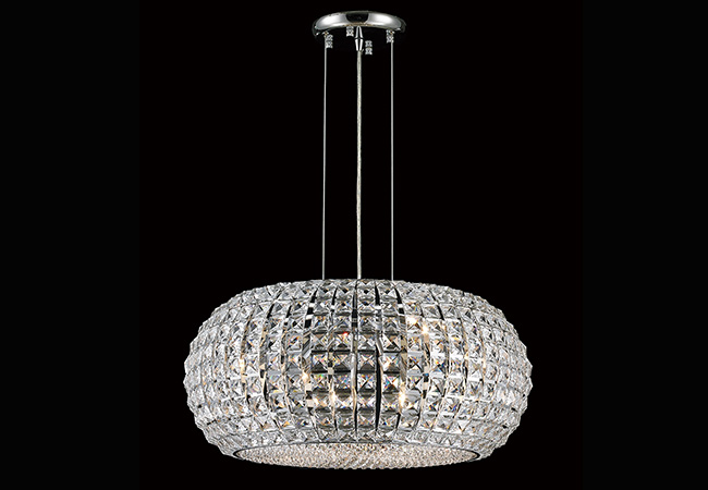Small Crystal Pendant Light- KY Y6201C60
