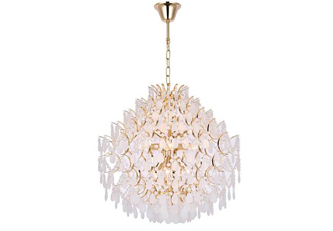 Elegant Crystal Pendant Lamp- KY Y6242