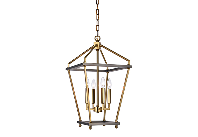 New Design Industrial Pendant Lamp- KY Y6612-4L