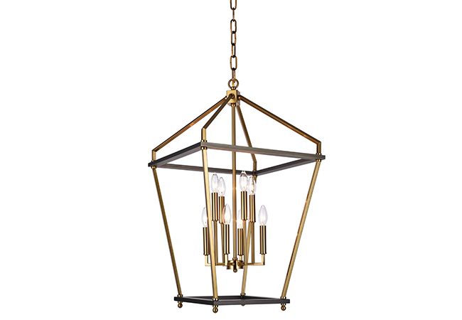 New design Industrial style Pendant Lamp-KYY6612-8L