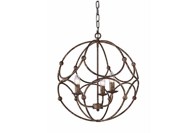 Industrial Vintage Pendant Light - KY Y6702