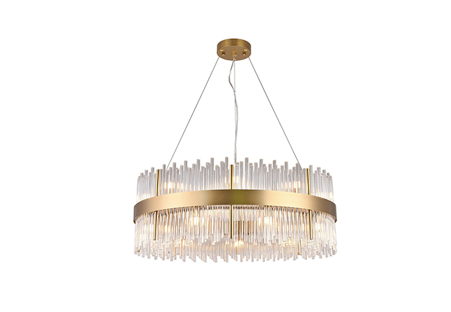 Modern Glass Pendant Lamp - KY Y6875