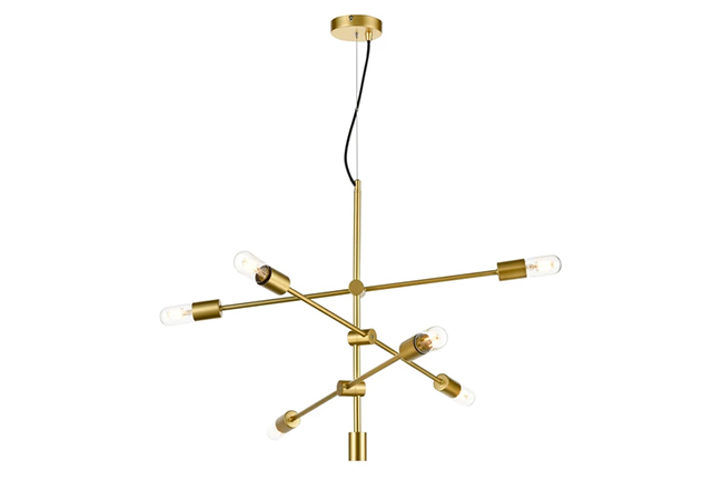 Gold Modern Pendant Lamp - KY Y8806