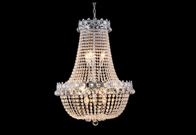 Elegant Antique Pendant Light - KY0904