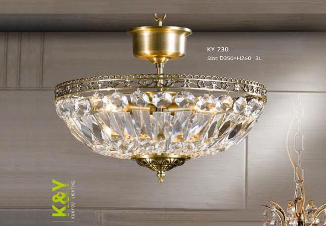 Vintage Ceiling Lighting - KY230