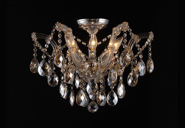 K&Y Crystal Ceiling Chandelier - KY6683