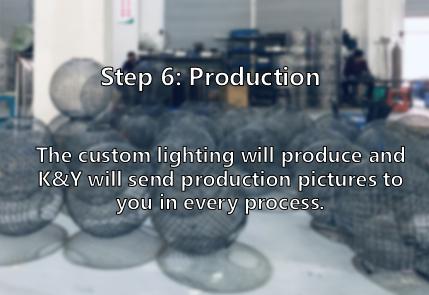 Producing custom lighting