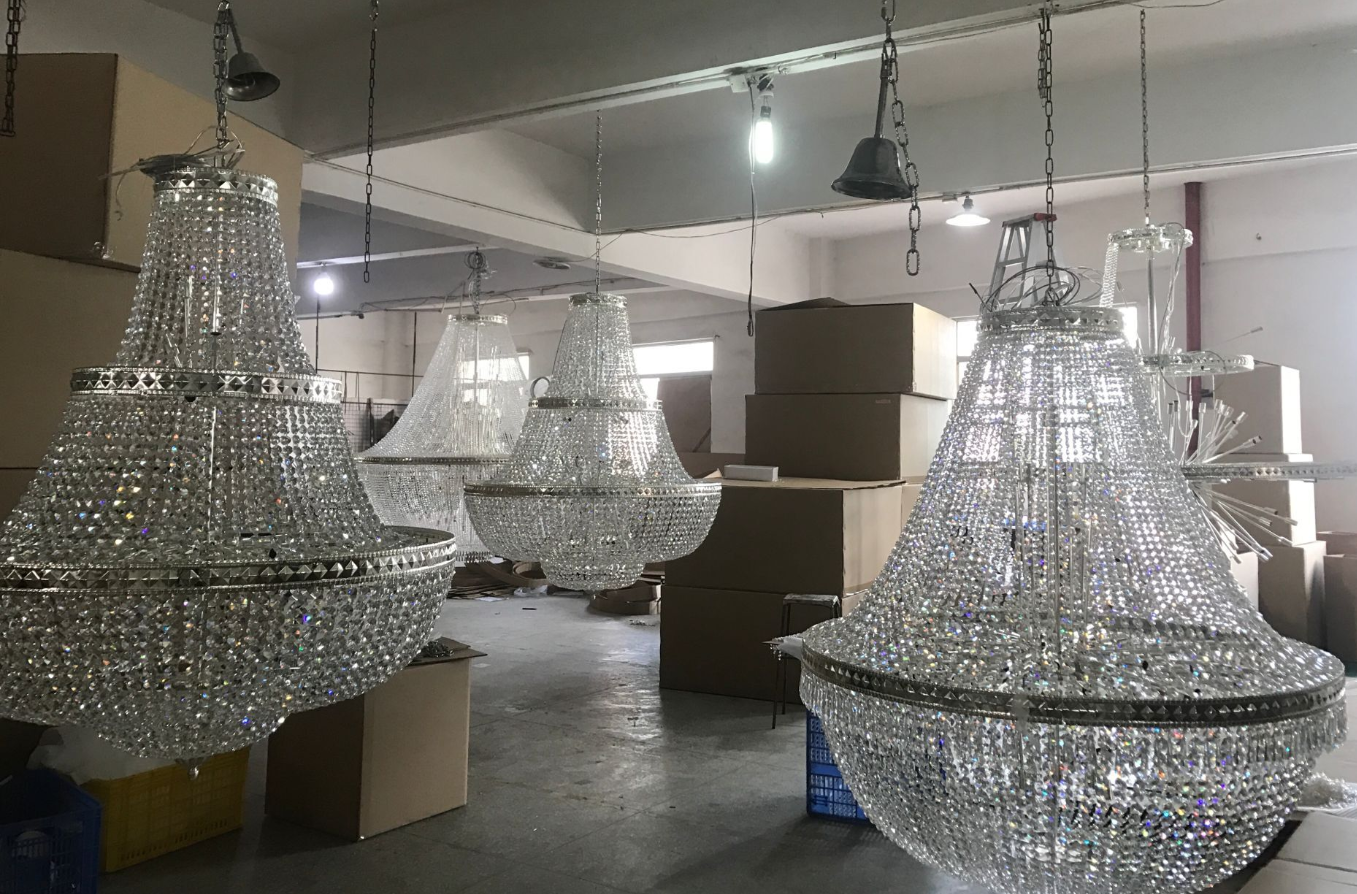 custom pendant lights for event party