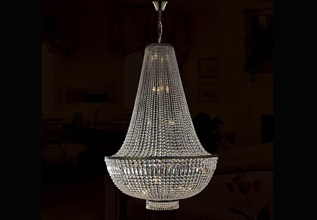 Custom Lighting-Bespoke Pendant Light- KY Y1066B100