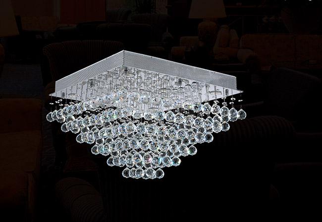 Custom Lighting-Bespoke Ceiling Light- KY Y2045C60
