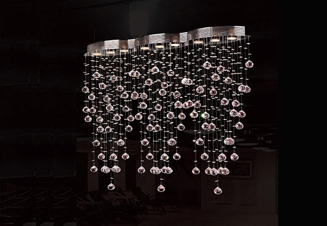 Custom Ceiling Light-Bespoke Lighting - KY Y2056C106