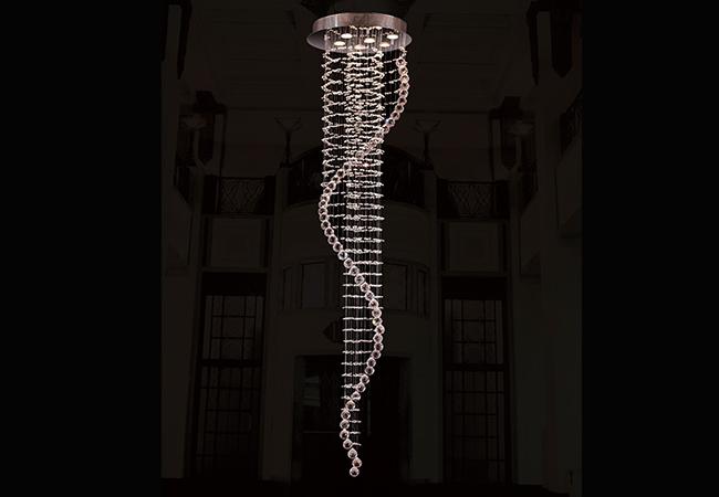 Bespoke Lighting Design-Custom Ceiling Lighting-KY Y2059C45