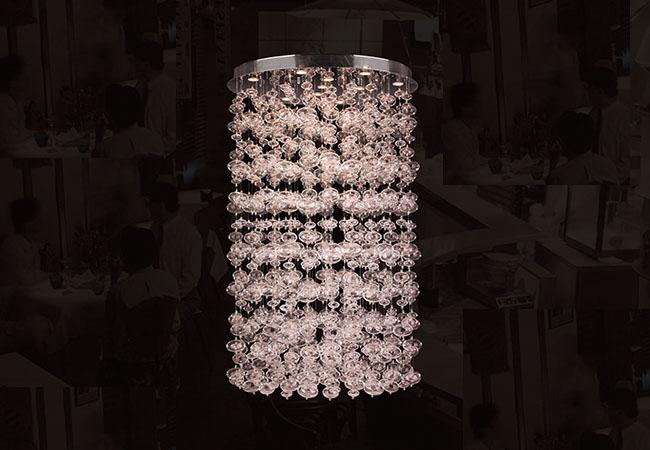 Custom Lighting Fixture-Bespoke Ceiling Lighting- KY Y2072C90
