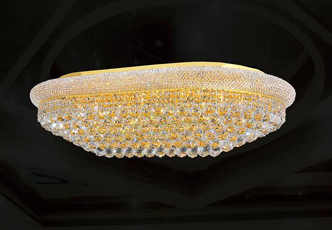 Luxury Custom Lighting-Bespoke Ceiling Lighting- KY Y3002G100