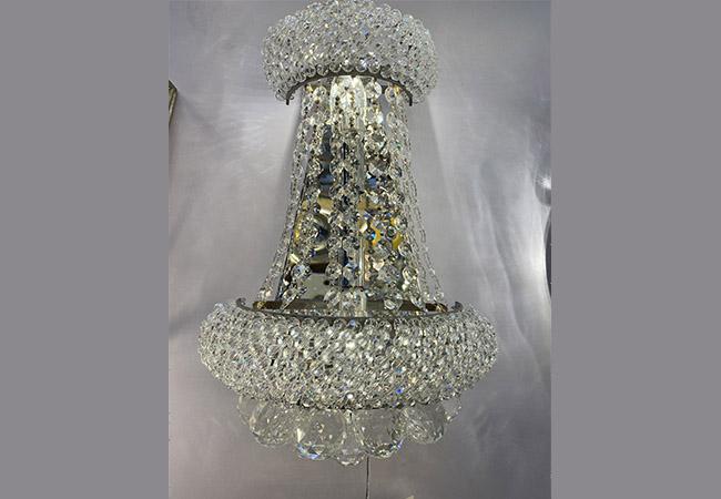 Crystal Wall Lamp - KY Y3014-W