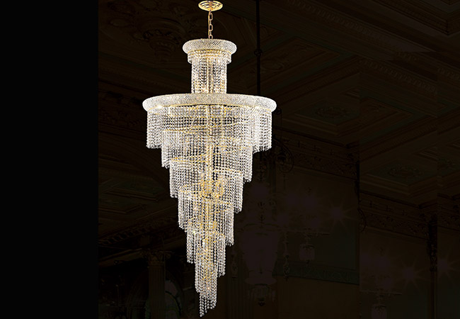 Bespoke Lighting–Custom Pendant Light Fixture-KY Y3023G75