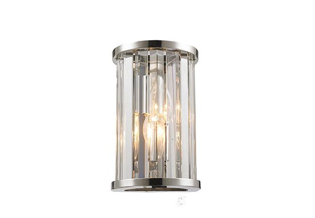 Modern Crystal Wall Lamp- KY Y3306-W-S
