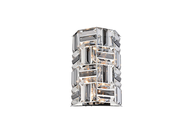 Crystal Wall Light- KY Y3950-W-S