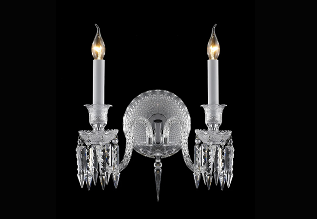 Baccarat wall lamp - KY Y4038C38