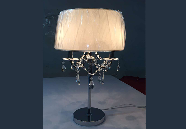 Modern Crystal Table Lamp –KY Y8001TL
