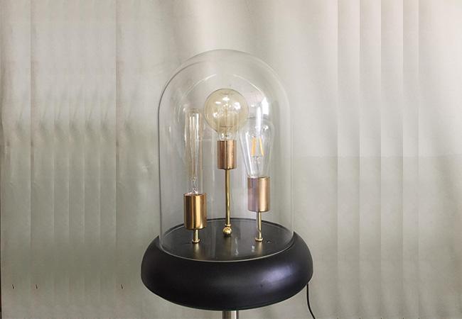 Black Modern Table Lamp –KY Y8034TL