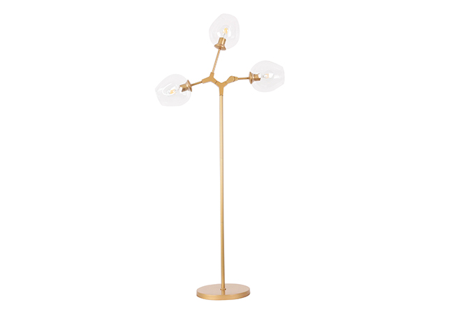 Contemporary Floor Lamp-KY Y8081FL