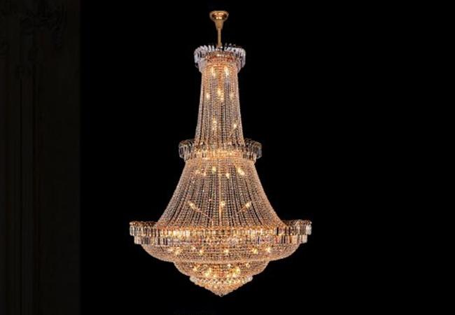 Hotel Pendant Light - Custom Pendant Lighting - KY2220D