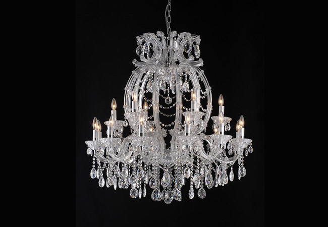 Crystal Chandelier for Wedding