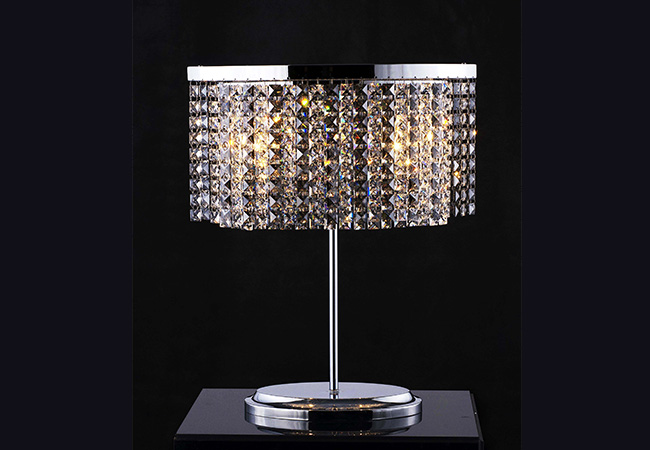 Modern Crystal Table Lamp-KY8050TL