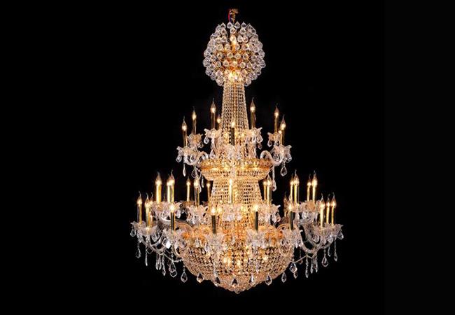 Large Lighting Chandelier