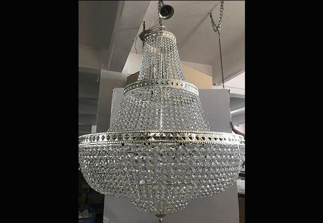 Custom Light Fixture-Bespoke Lighting Fixture-KYY10009S132