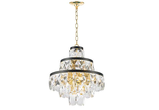 Crystal Pendant Lamp-KY Y6629-D50xH63cm