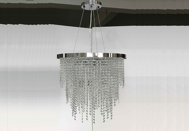 Crystal Pendant Light-High-end Pendant Light-KY Y6626