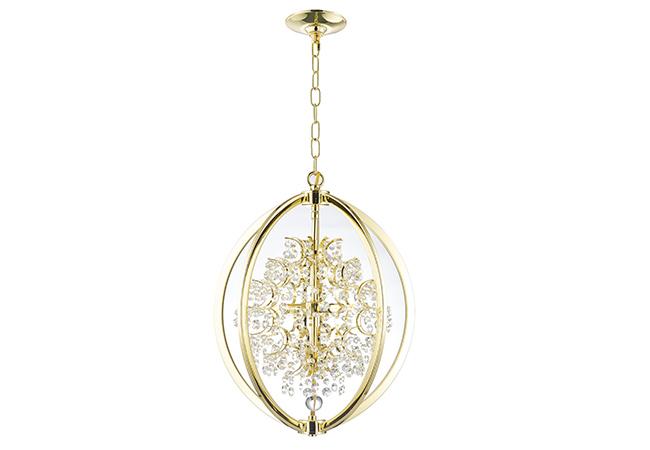 Crystal Pendant Light-Designer Chandelier-KY Y6632